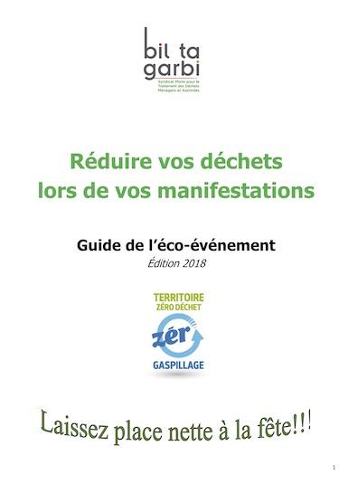 Guide événement eco-responsable