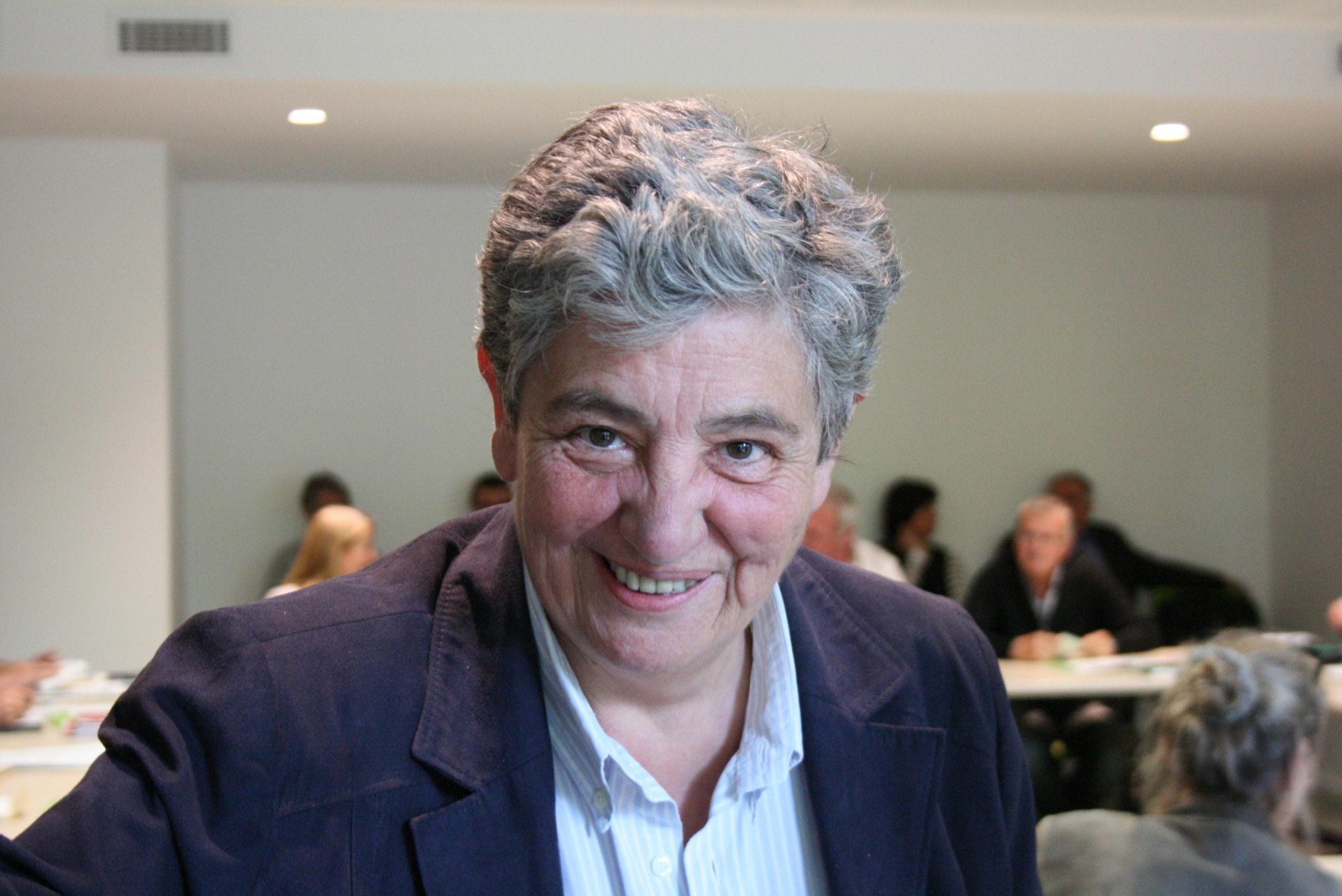 Martine Bisauta, Présidente du Syndicat Bil Ta Garbi